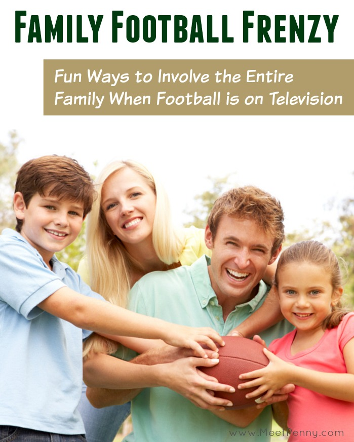 Family Football Frenzy: Family Fun During Football Season
