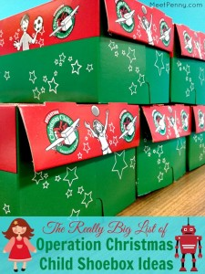 What to Pack in a Operation Christmas Child Shoebox Meet #2: Operation Christmas Child ideas 225x300