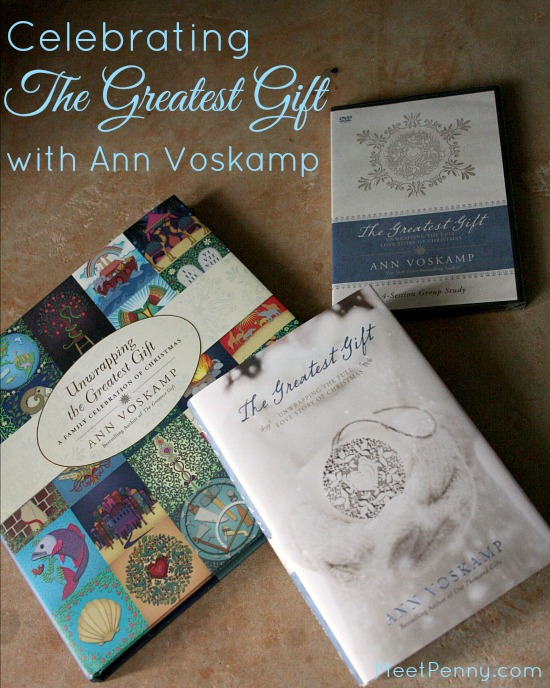 The Greatest Gift by Ann Voskamp