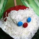 Homemade Christmas Gift: Santa Gourmet Apple
