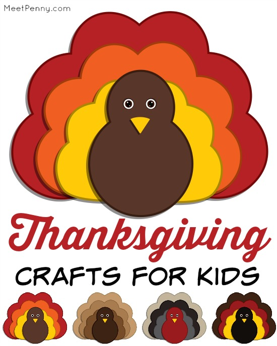 Turkey Craft Ideas For Kids Part - 40: Over 40 Thanksgiving Craft Ideas For The Kids