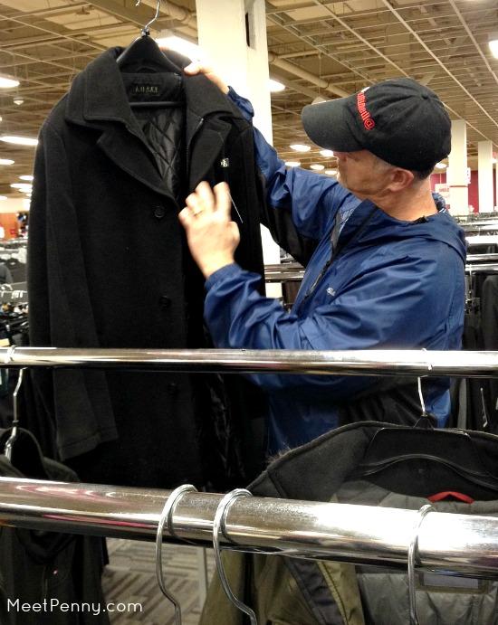 Burlington's Warm Coats and Warm Hearts Drive