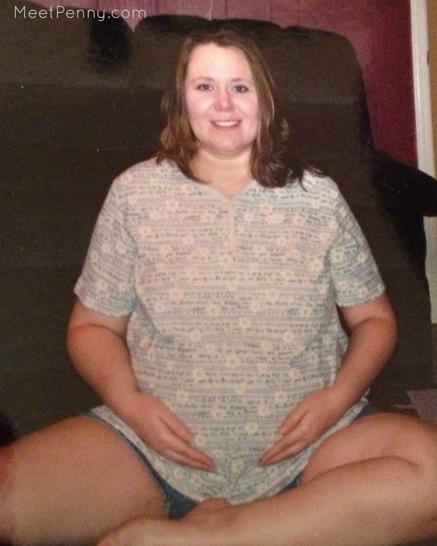 My Fat Story is a five post series that details her struggle with food and weight.  I can see myself in this.