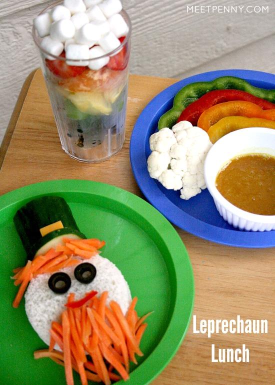 Host a Leprechaun St. Patrick's Day Lunch