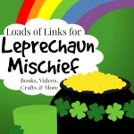 Love creating a little mischief on St Patrick's Day