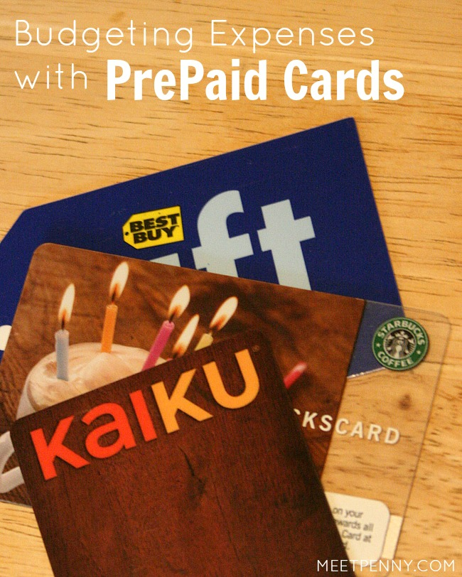 Budgeting Made Easy with Prepaid Cards