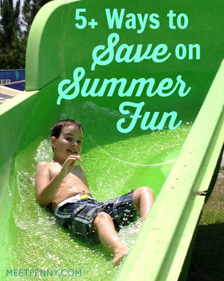 Click to find more ways to save on summer fun!