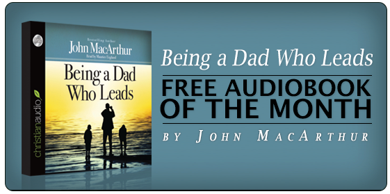 Free gift ideas for Father's Day. This audio book is 100% free!