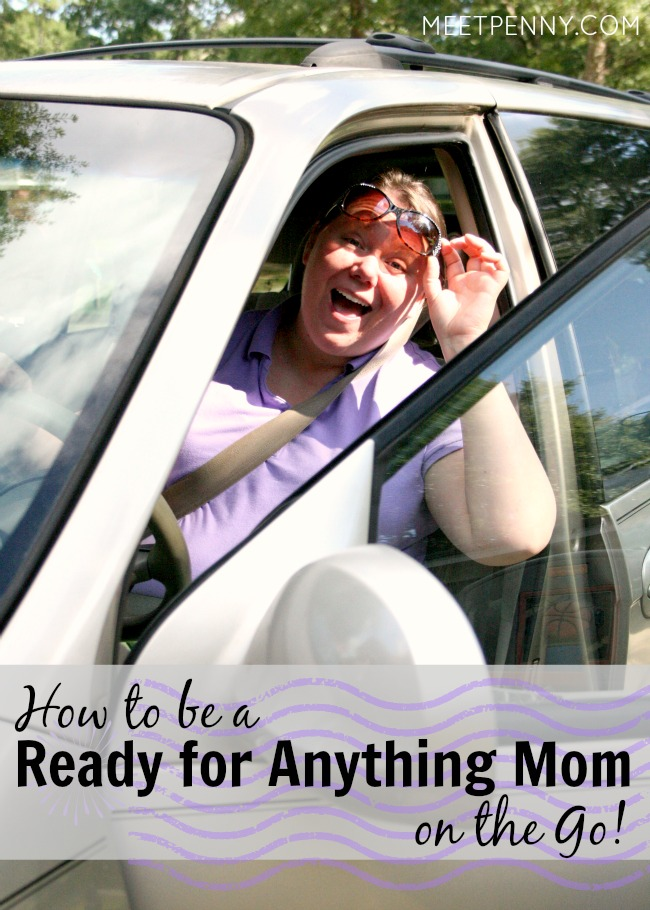 """How to be a """"Ready for Fun"""" Mom"""