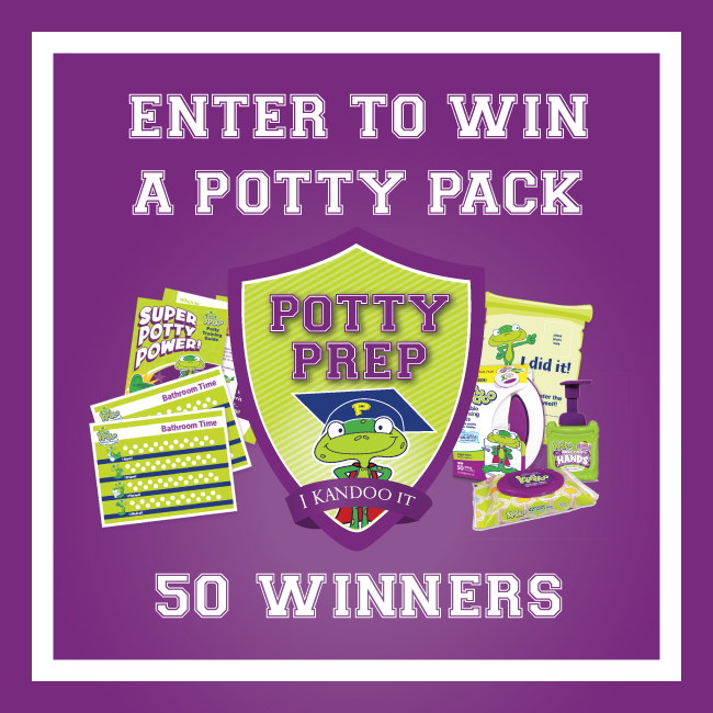 Enter to Win a Potty Pack!