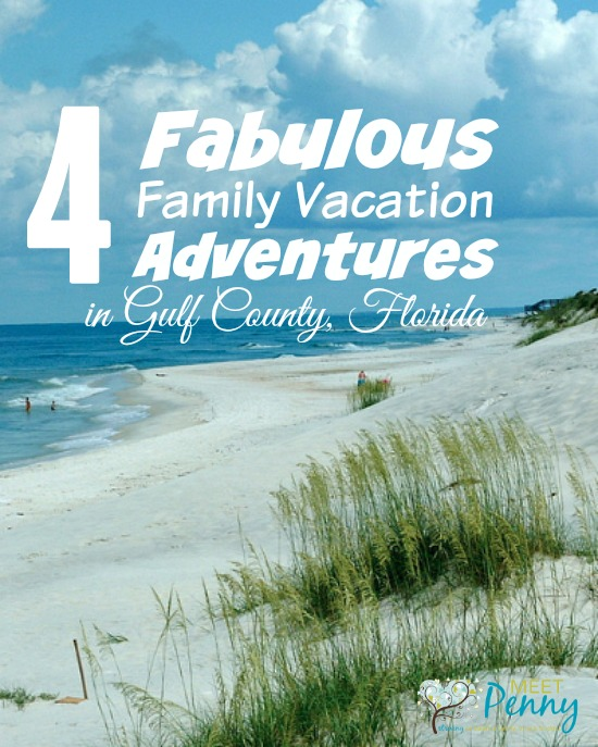 4 Fabulous Family Vacation Adventures in Gulf County