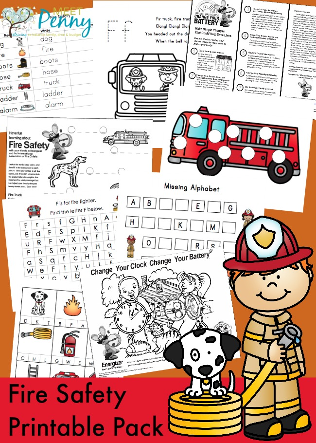 Fire Safety Awareness for Kids