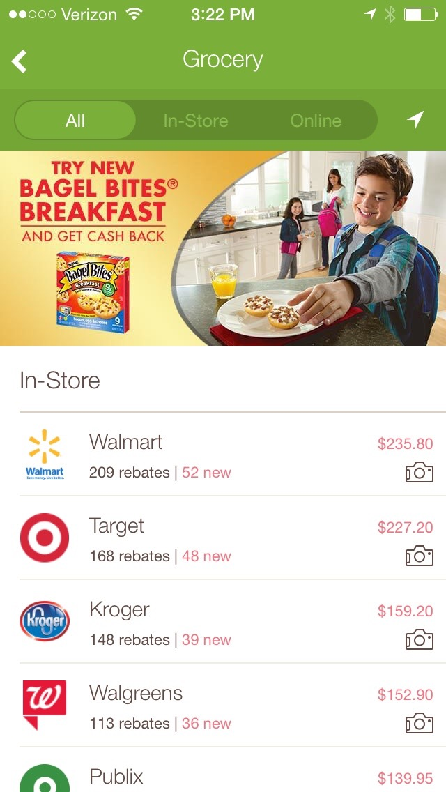 Saving money on groceries without printing a bunch of coupons. Get techie with money saving apps.
