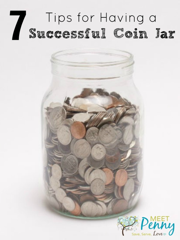 7 Tips for Having a Successful Coin Jar