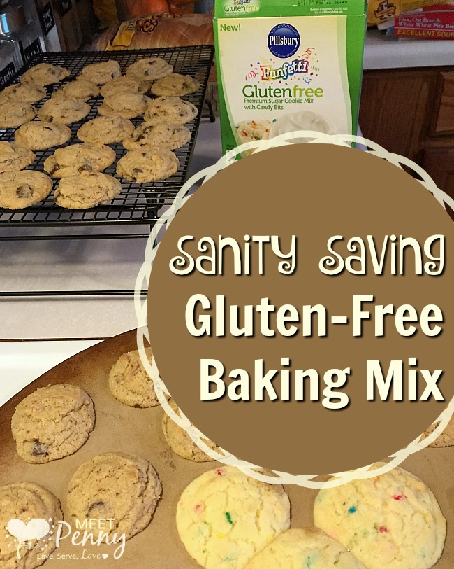 Sanity Saving Gluten Free Baking Mixes