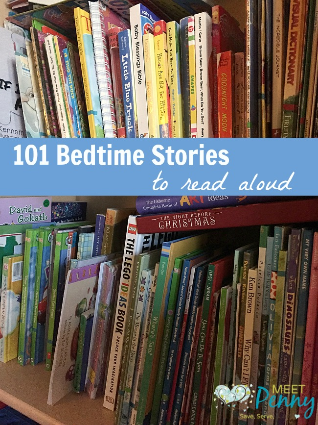 Bedtime Routine: 100 Bedtime Stories to Read Aloud Printable