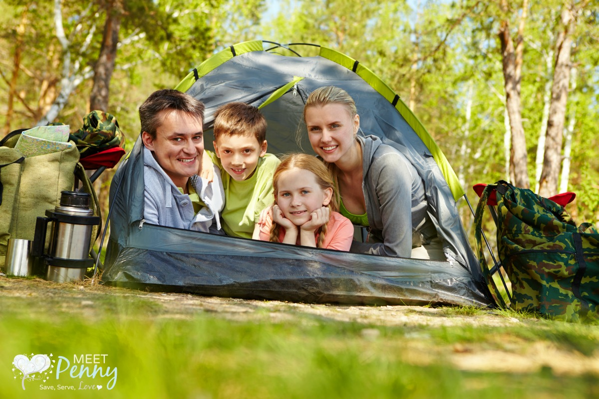 Tips for Camping with Special Needs Children - Meet Penny