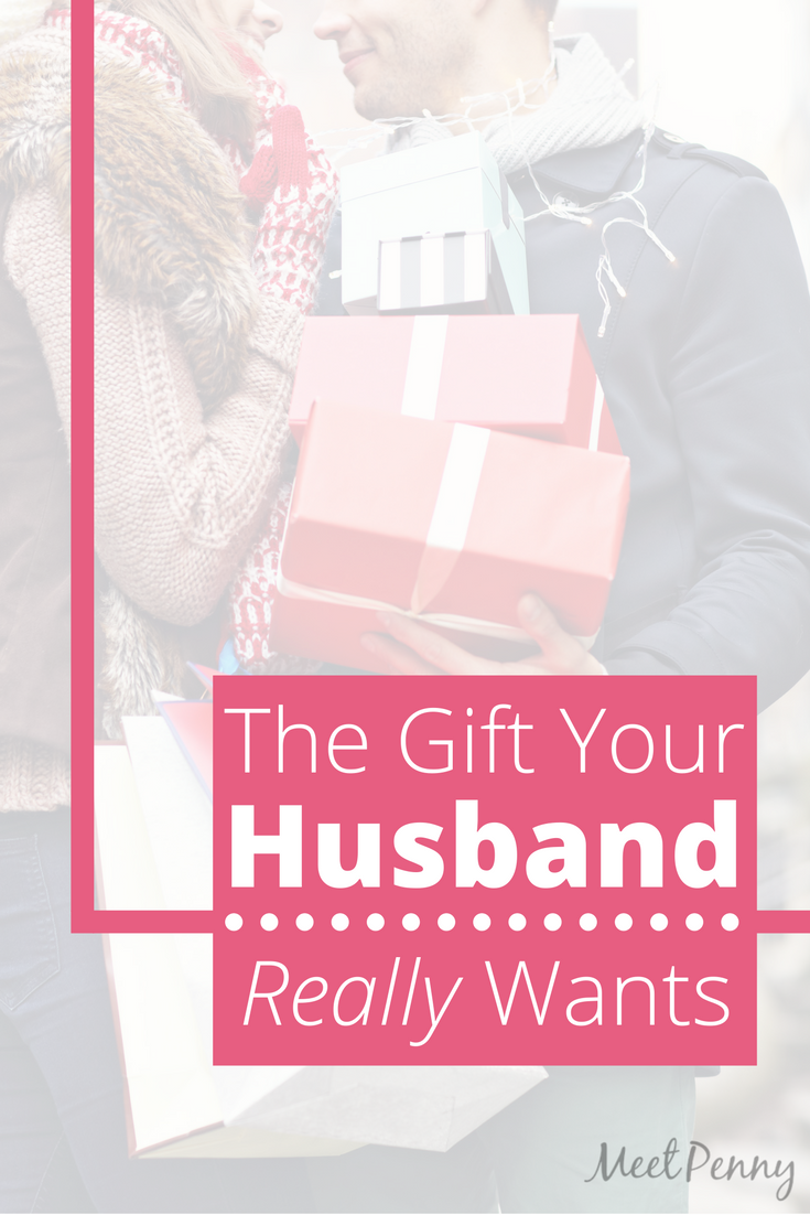 What Your Husband Really Wants for Christmas
