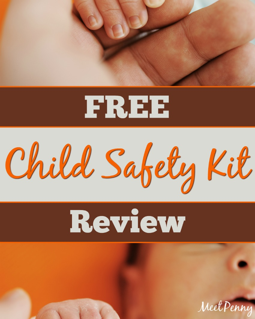Free Child Safety Kit Review