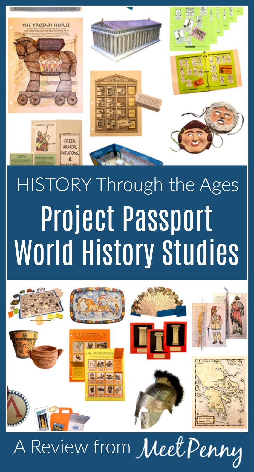 Project Passport World History Curriculum Review
