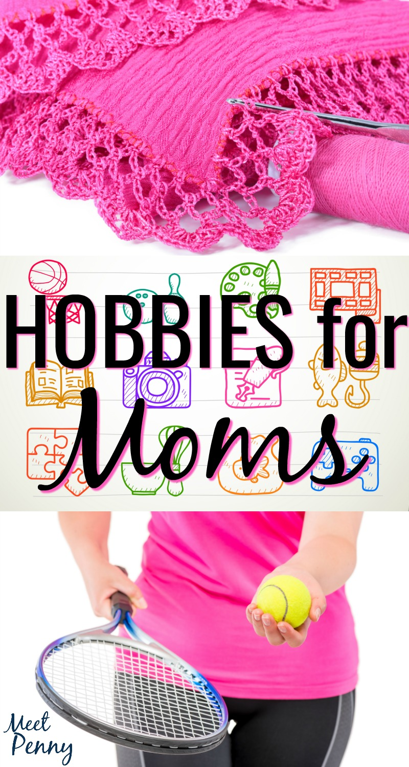 Hobbies for moms taking time for yourself meet penny take time for yourself mom with these great hobby ideas solutioingenieria Image collections