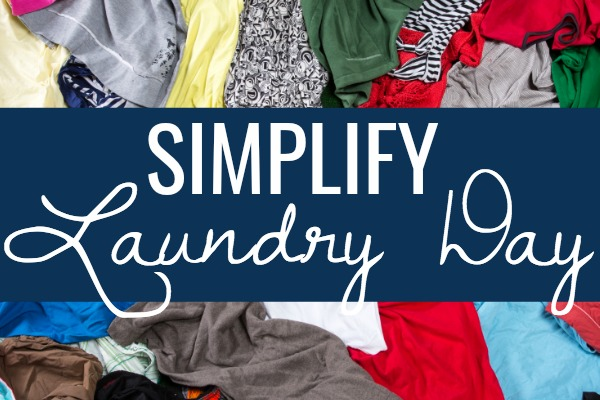 Laundry Hacks: Ways to Simplify Laundry Day