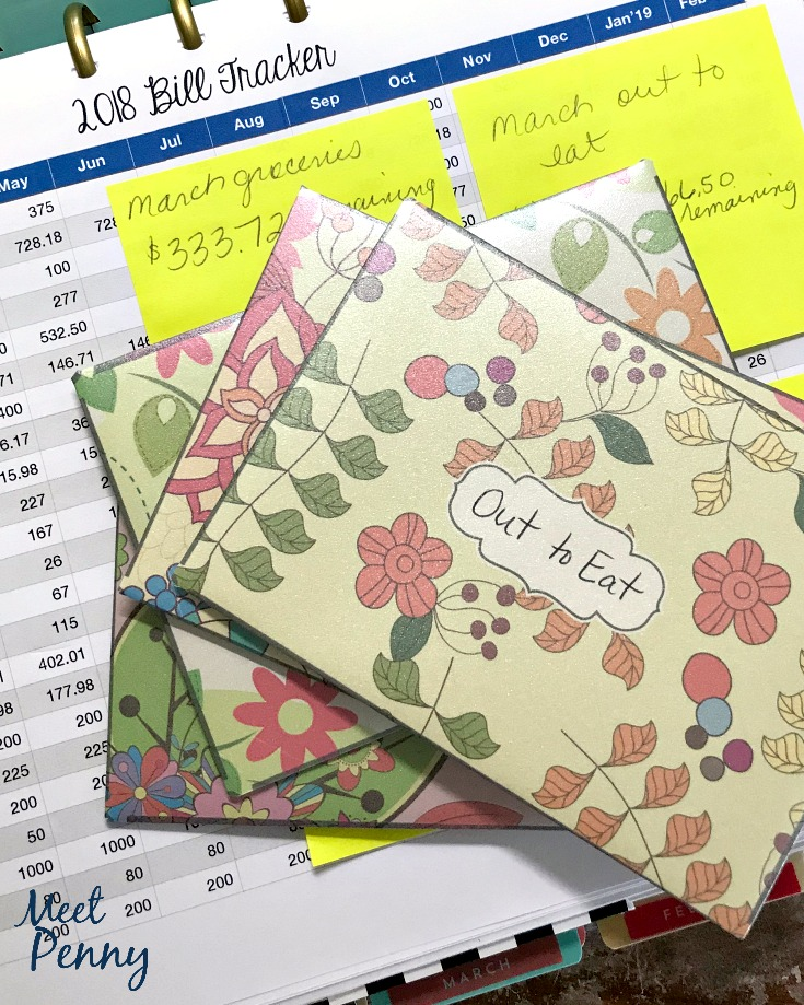 Using the envelope budget system is an inexpensive way to make your money last longer. Wondering how the envelope system works? Learn everything you need for cash budgeting here!