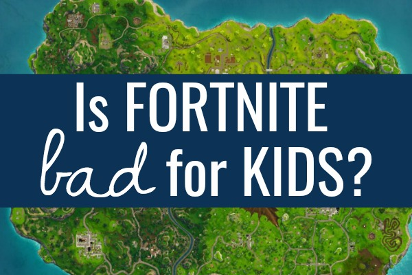 Is Fortnite Bad for Kids? A Fortnite Review for Parents