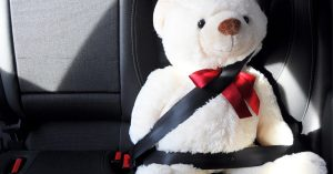 Download a free hot car safety lesson and teach your child how to be safe in a car.