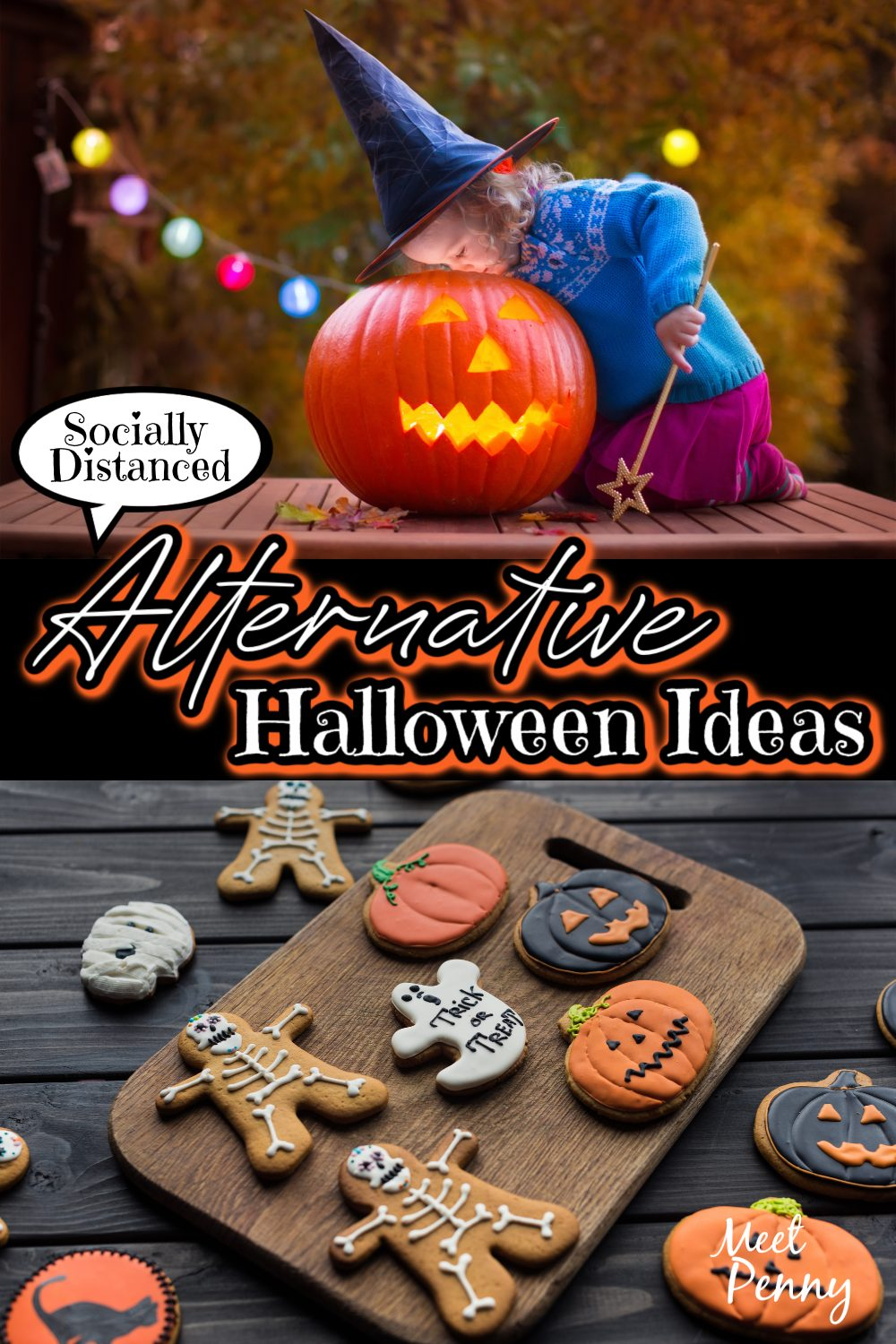 Need socially distanced alternative Halloween ideas during the COVID pandemic? These are so fun they might become your new Halloween family traditions.