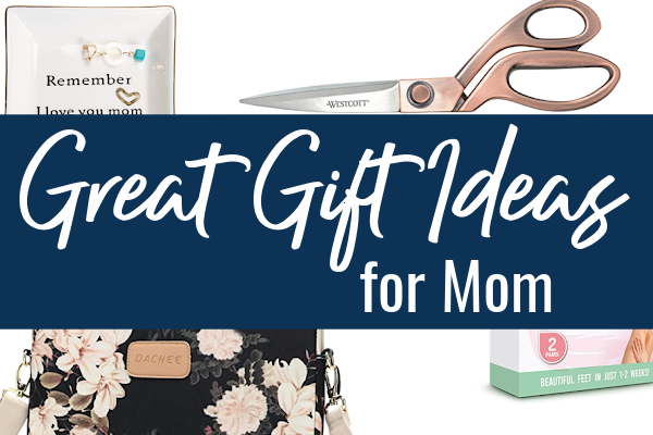 Need gift ideas for mom at Amazon under $30? Get them here.
