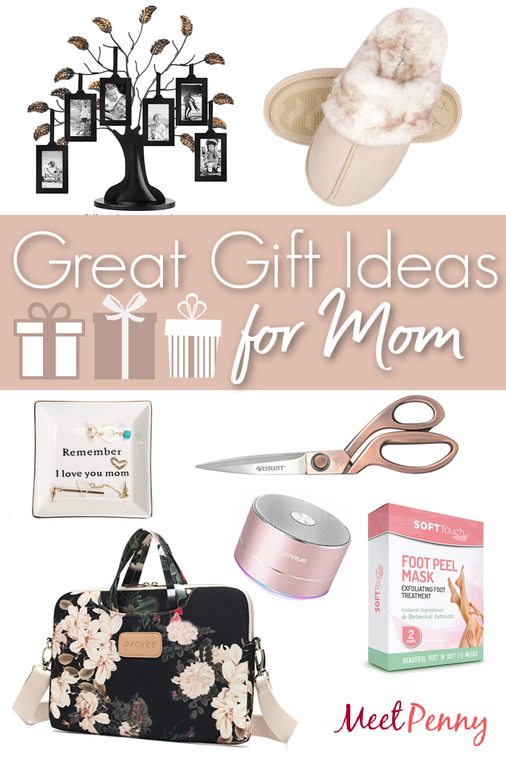I love these great gifts ideas for mom available at Amazon. And all are under $30!