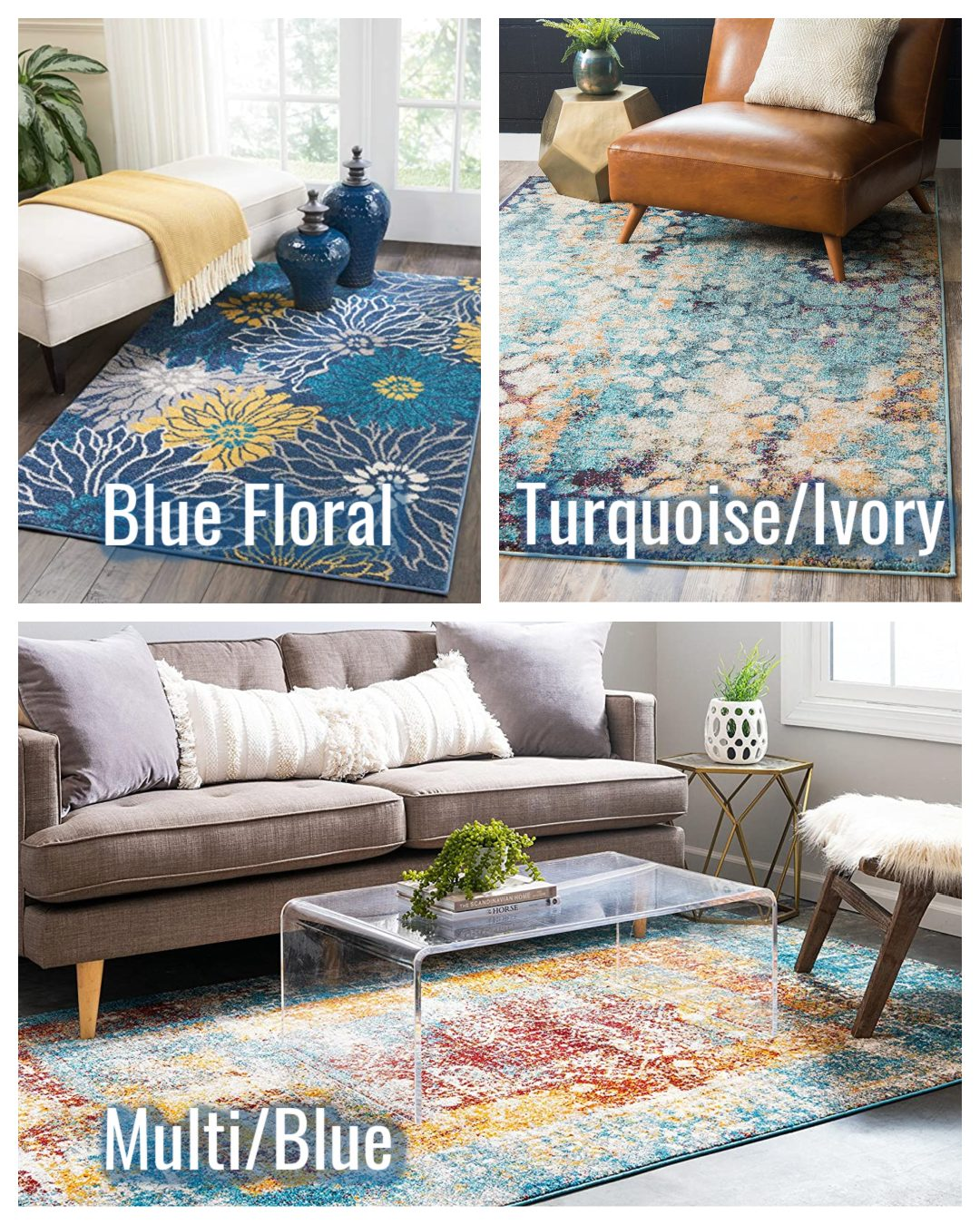 My favorite things for November includes a poll for which rug works best.