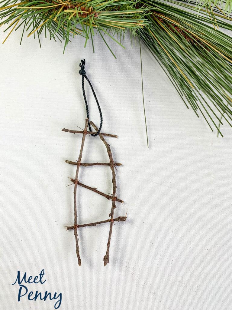 Jacob / Ladder - Jesse Tree ornaments