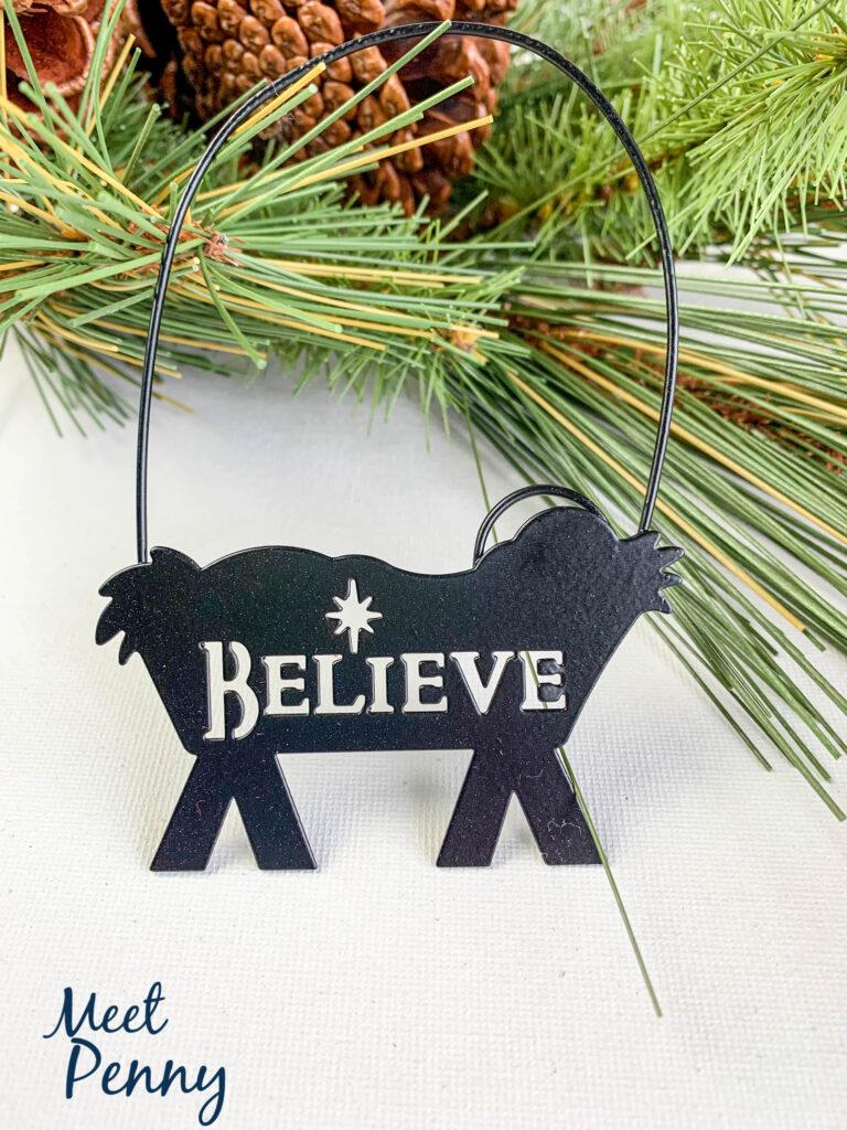 Jesus - Jesse Tree ornaments