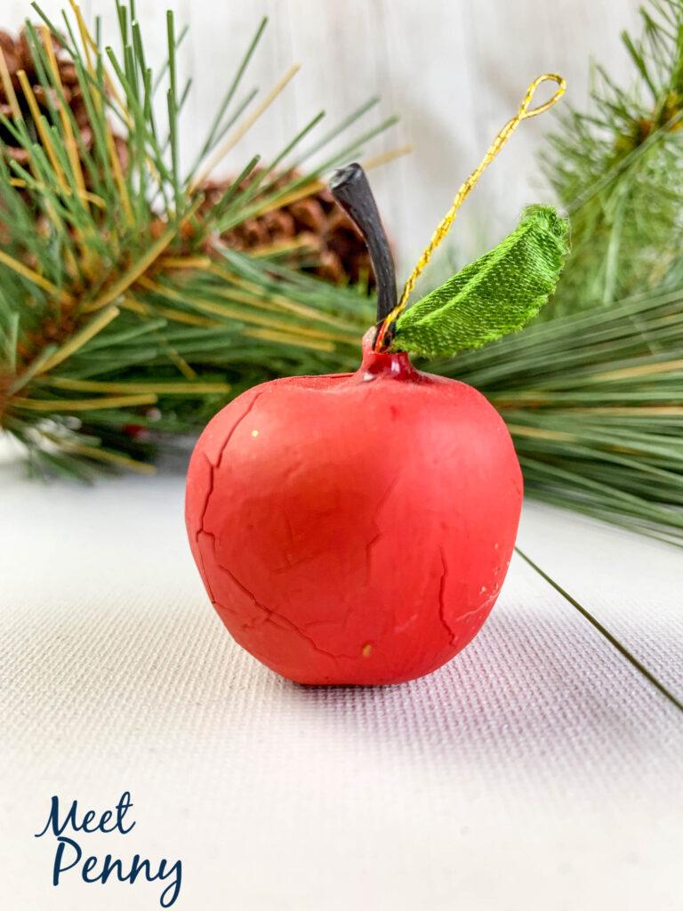 Apple / Tree - Jesse Tree ornaments
