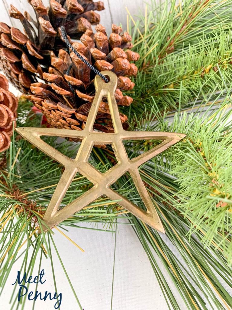 Shepherds / Star - Jesse Tree ornaments